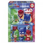 2 Puzzles - PJ Masks
