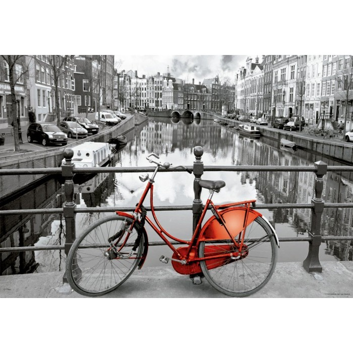 Amsterdam Mini Puzzle 1000 pieces