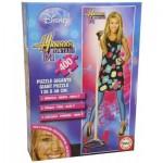 Floor Puzzle -  Hannah Montana