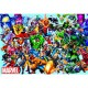 Jigsaw Puzzle - 1000 Pieces - Marvel : Marvel Heroes