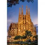 Puzzle   Sagrada Familia