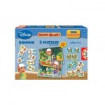 Puzzle   Superpack 4 in 1 - Handy Manny