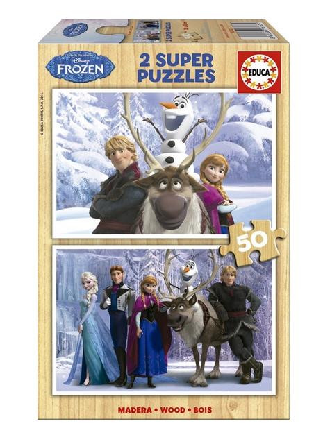 Puzzle Educa-16163 50 Pieces Jigsaw Puzzles