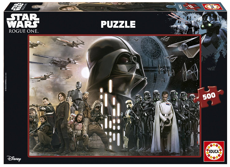 Star Wars – children's jigsaw puzzle