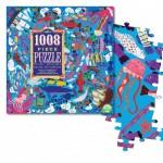 Puzzle  Eeboo-50650 Below the Surface