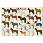 Puzzle  Eurographics-6000-0078 Horses