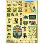 Eurographics-6000-0083 Jigsaw Puzzle - 1000 Pieces - The Ancient Egyptians