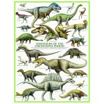 Puzzle  Eurographics-6000-0098 Dinosaurs