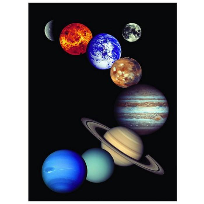 Jigsaw Puzzle - 1000 Pieces - Nasa Solar System