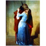 Puzzle  Eurographics-6000-0148 Francesco Hayez - The Kiss