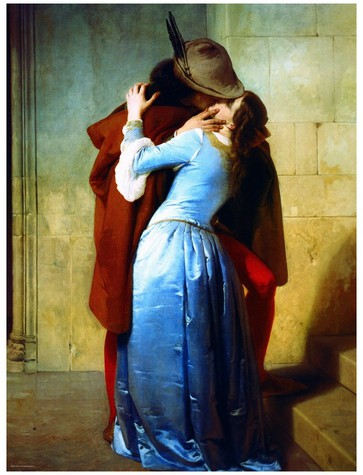 Puzzle Eurographics-6000-0148 Francesco Hayez - The Kiss