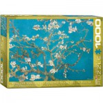 Puzzle  Eurographics-6000-0153 Van Gogh: Almond Branches in Bloom