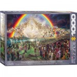 Puzzle  Eurographics-6000-0361 Nathan Green - The Blessed Hope