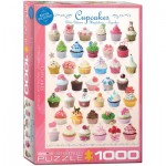 Puzzle  Eurographics-6000-0409 Cupcakes