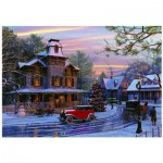 Puzzle  Eurographics-6000-0427 Dominic Davison: Driving Home For Christmas
