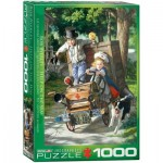 Puzzle  Eurographics-6000-0439 Bob Byerley - Help on the Way