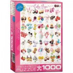 Puzzle  Eurographics-6000-0518 Cake Pops