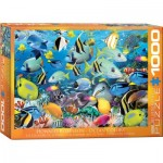 Puzzle  Eurographics-6000-0625 Ocean Colors by Howard Robinson