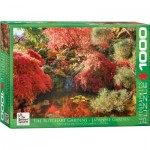 Puzzle  Eurographics-6000-0701 The Butchart Gardens - Japanese Garden