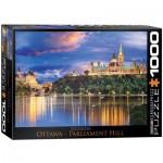 Puzzle  Eurographics-6000-0739 Ottawa - Parliament Hill