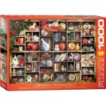 Puzzle  Eurographics-6000-0759 Christmas Ornaments