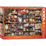 Puzzle  Eurographics-6000-0759 Christmas Ornaments