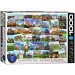 Puzzle  Eurographics-6000-0762 Globetrotter - Castles and Palaces