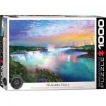 Puzzle  Eurographics-6000-0770 Globetrotter - Niagara Falls