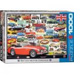 Puzzle  Eurographics-6000-0805 British Motor Heritage
