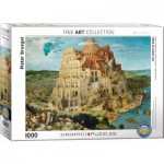 Puzzle  Eurographics-6000-0837 Pieter Bruegel - The Tower of Babel