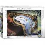 Puzzle  Eurographics-6000-0842 Dali : Melting Clocks