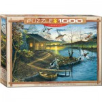 Puzzle  Eurographics-6000-0862 Autumn Retreat