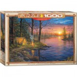 Puzzle  Eurographics-6000-0863 Evening Mist
