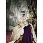 Puzzle  Eurographics-6000-0919 Queen Elizabeth II