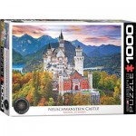 Puzzle  Eurographics-6000-0946 Neuschwanstein, Germany