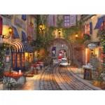Puzzle  Eurographics-6000-0961 Dominic Davison - The French Walkway