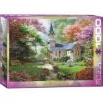 Puzzle  Eurographics-6000-0964 Dominic Davison - Blooming Garden