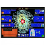 Eurographics-6000-1002 Jigsaw Puzzle - 1000 Pieces - The Atom