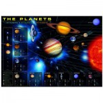Eurographics-6000-1009 Jigsaw Puzzle - 1000 Pieces - The Planets