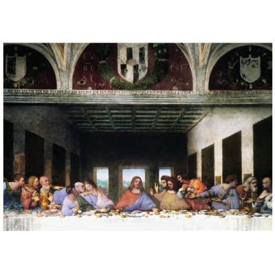 Eurographics-6000-1320 Jigsaw Puzzle - 1000 Pieces - Leonardo da Vinci : The Last Supper