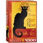 Puzzle  Eurographics-6000-1399 Tournée du Chat Noir