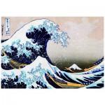 Puzzle  Eurographics-6000-1545 Katsushika Hokusai: Great Wave of Kanagawa