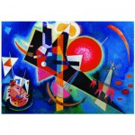 Puzzle  Eurographics-6000-1897 Kandinsky: In Blue