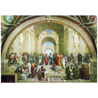 Puzzle Eurographics-6000-4141 Raphaël - The School of Athens