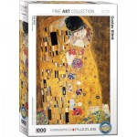 Puzzle  Eurographics-6000-4365 Klimt: The Kiss