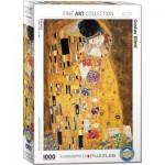 Puzzle  Eurographics-6000-4365 Klimt: The Kiss