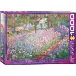 Puzzle  Eurographics-6000-4908 Claude Monet - Monet's Garden