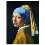 Puzzle  Eurographics-6000-5158 Vermeer Johannes: The Girl with a Pearl Earring, 1665