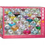 Puzzle  Eurographics-6000-5314 Tea Cups