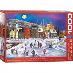 Puzzle  Eurographics-6000-5335 Patricia Bourque - After School